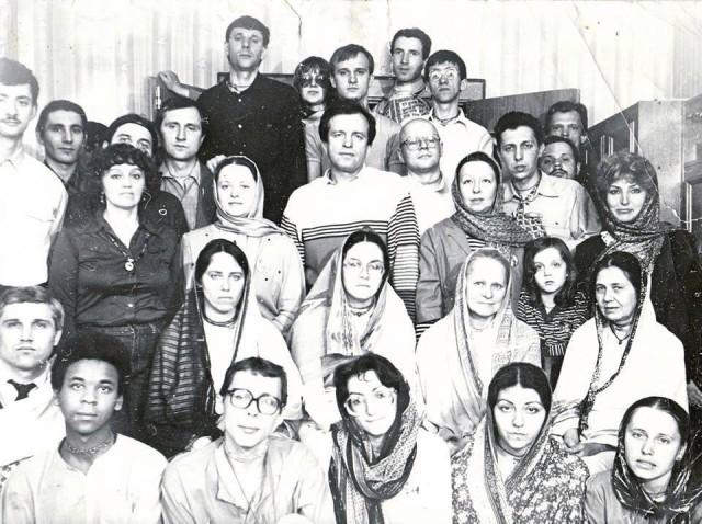 1988, московские преданные